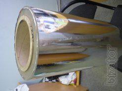 К у п л  ю ! ! ! Пленку — металлизированную , ламинированную , фольгированную ( только в роликах ) . Цвет , состав — л ю б о й ! Постоянная потребност