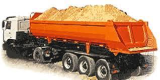 грузоперевозка самосвалом 30 тонн