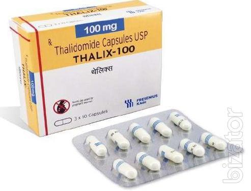 Продам Таликс 100мг №30 , куплю Талидомид, Thalix-100 аналог Мирин