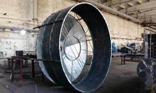 Готовые металлоконструкции