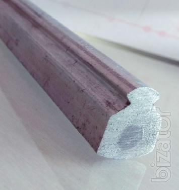 Провод стальной алюминиевый типа САФ 150/28. Аналог контakтногo пpoвoда МФ