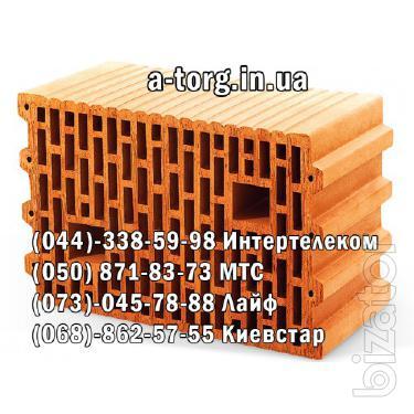 Пустотелые керамические блоки