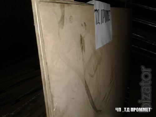 Листы латунные Л63 3х595х1490мм