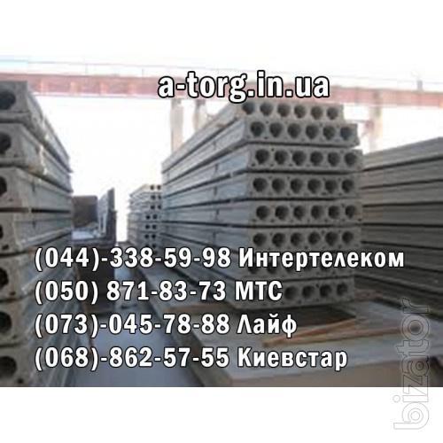 Плиты перекрытия, блоки фундаментные, сваи и др.