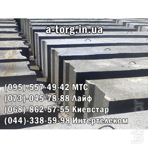 Плиты перекрытия, дорожные плиты ,тротуарные; перемычки; блоки и другое ЖБИ