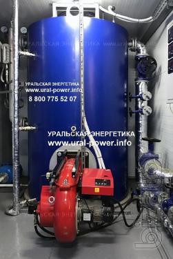 Парогенераторы газ/дизель, в наличии на складе завода