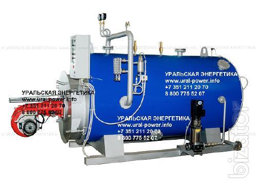 Парогенераторы газ / дизель, в наличии (на складе завода)