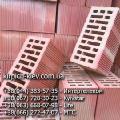 Рядовой двойной керамический кирпич  2НФ СБК Озера, кирпич  двойной 2НФ Керамейя по доступным ценам !