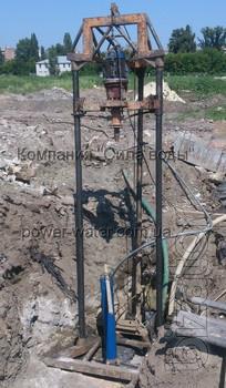 Бурение и обустройство скважин на воду в Харькове и области
