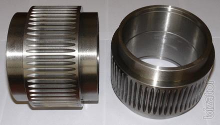 Обечайки для грануляторов ОГМ1.5 ОГМ0,8, производство и продажа