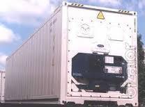 Рефрижераторный контейнер с обогревом 45 футов Hi Cube Pallet Wide б/у 2004 г. THERMO KING рефконтейнер