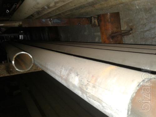 Труба 12Х18Н10Т нержавеющая 94х6 мм