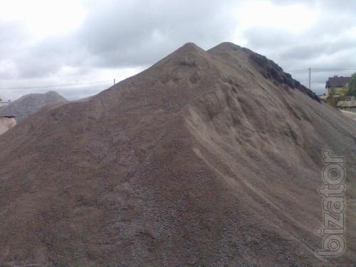 Продам сипучі матеріали цемент пісок щебінь відсів Луцьк