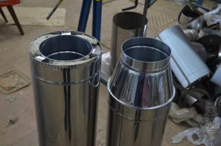 Дымоходы от Завода-Производителя PlusTerm