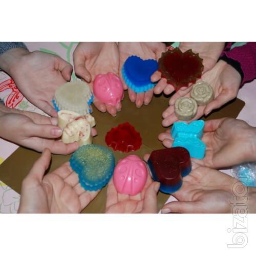 Мастер-класс по мыловарению для детей и взрослых