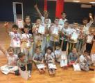 Спорт секция карате для ребенка Ростов Зжм Сказка