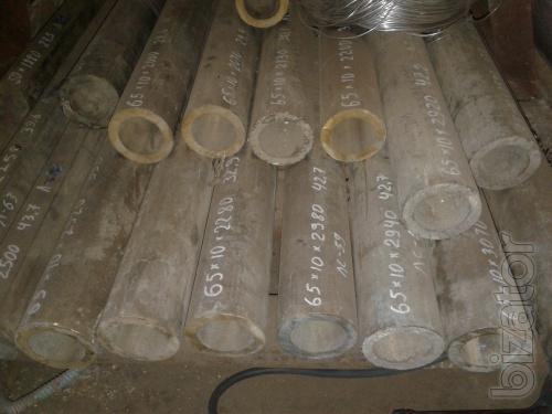 Труба латунь ЛС59 втулка 65х10 мм