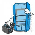 Cрочный ремонт холодильников 0974449135