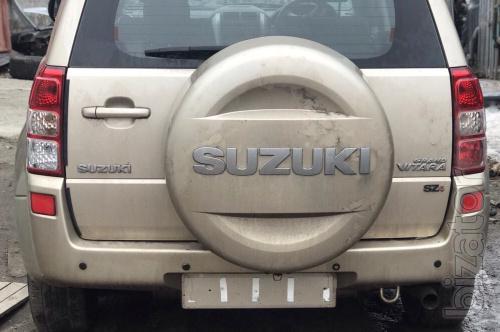 Крышка багажника в сборе на Сузуки Гранд Витара