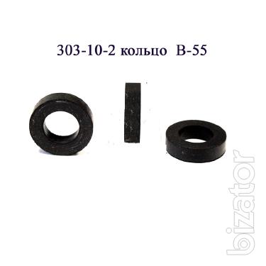 Кольца уплотнительные резиновые на двигателя 3Д20, УТД20, В2-450, В46, Д6, Д12