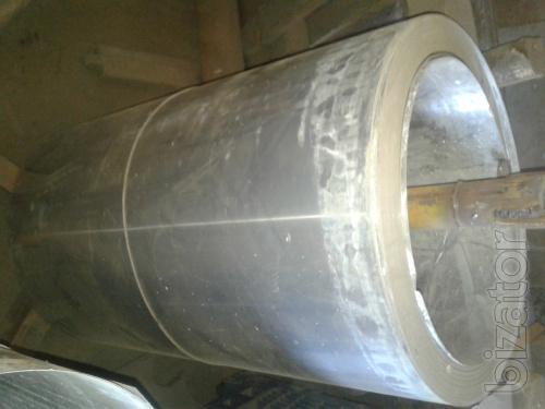Лист алюминий Д16 бухта 1х1200мм