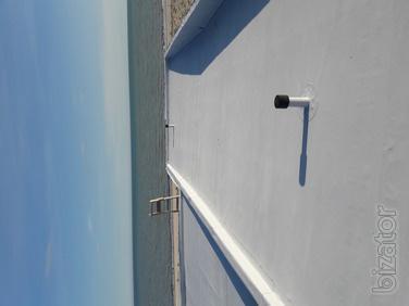 Ремонт мембранной крыши  в Геническе