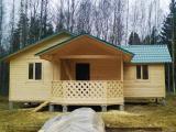 Проекты дачных домов(одноэтажные).