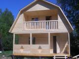 Проекты дачных домов(двухэтажные).