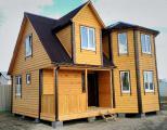 Каркасно-щитовые дома.