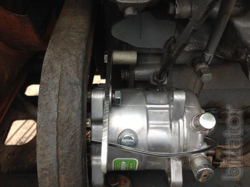 Кронштейн компрессора кондиционера трактора ХТЗ-150 17221 с двигателем ЯМЗ 236-238