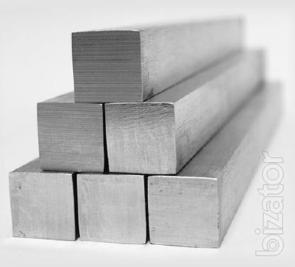 Квадрат, прямоугольная заготовка, поковка сталь ШХ15