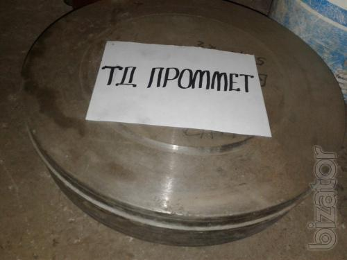 Круг титан ВТ1-0 пруток 257 мм
