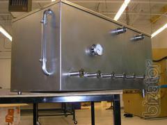 Изготовим под заказ изделия из стали нержавеющей пищевой и технической.