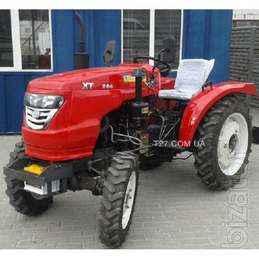 Мини-трактор Xingtai-244 (Синтай-244)