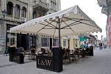 Зонт гигант от фирмы Scolaro (Италия), модель называется - Capri.
