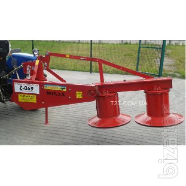 Косилка травяная роторная 1,65 м (Польша, Wirax)