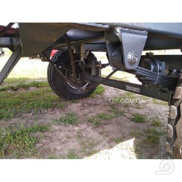 Прицеп 2ПТС-6 тракторный самосвальный