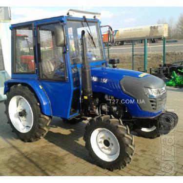 Мини-трактор Foton/Europard TE-354 (Фотон-354) с украинской кабиной