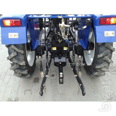 Мини-трактор lovol TE-244 (Фотон ТЕ-244) с ходоуменьшителем