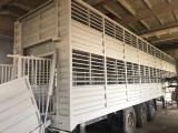 Продам скотовоз Schmitz - двухэтажный полуприцеп для перевозки животных. Вся Украина