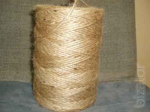 Jute, jute yarn