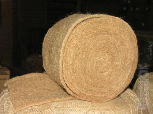 Polypropylene, jute, linen bags