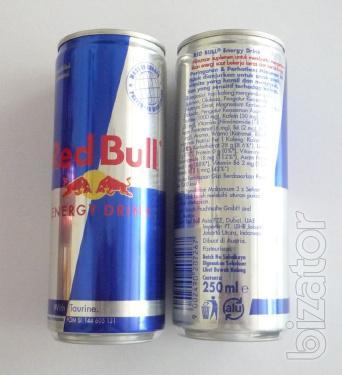 Austrian Red Bull Energy Drink 250Ml