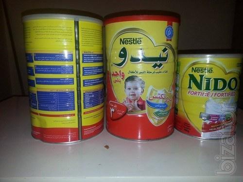 Nestle Nido Milk Powder 400g,900g,1800g
