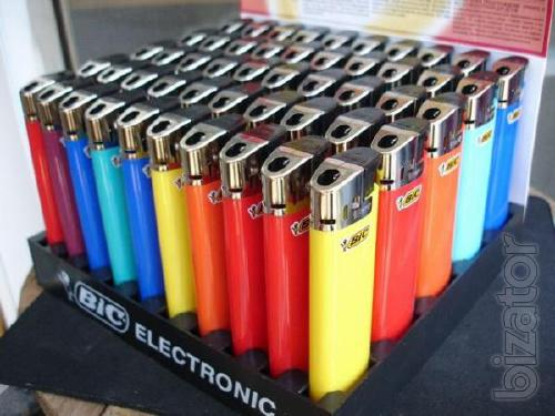 BIC Lighter Maxi (J26) & BIC Lighter Mini (J25)