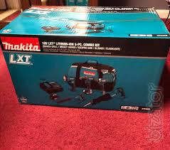 Full Set Makita LXT1500 LXT Lithium-Ion 15-Piece Combo kit