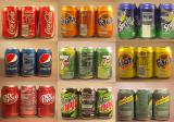Coca Cola 250ml/Fanta Soft Drink 250ml/Mirinda Soft Drink 330ml