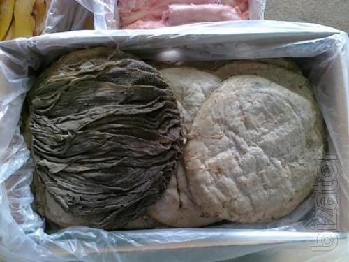 Salted Beef Omasum and Bufallo Omasum