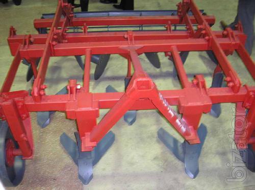 Harrow CYP-15 - harrow hydraulic trailer