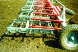 Harrow CYP-24 - harrow hydraulic trailer